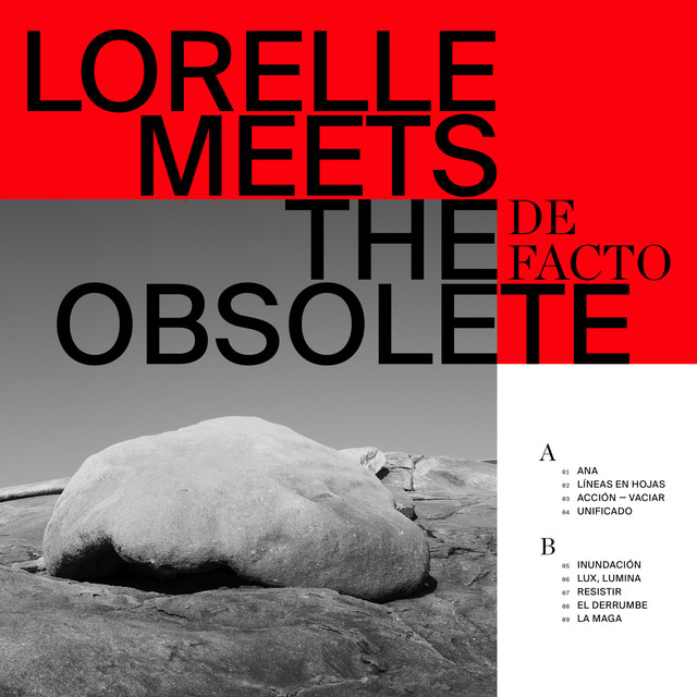 Album cover for De Facto by Lorelle Meets The Obsolete