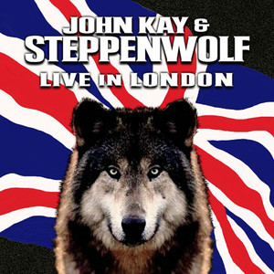John Kay, Steppenwolf Magic Carpet Ride cover