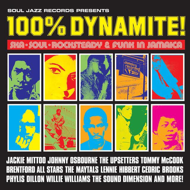 Soul Jazz Records Presents