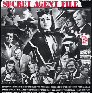 Secret Agent File album