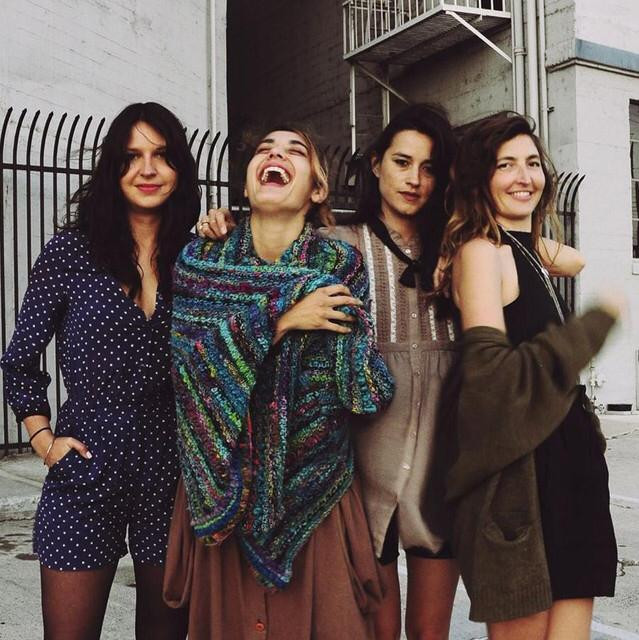 Warpaint tickets and 2020 tour dates