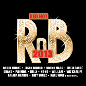 Red Hot R&B 2013 album