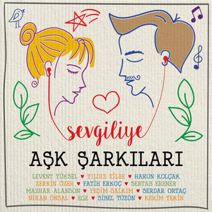 Sevgiliye Aşk Şarkıları Albümü