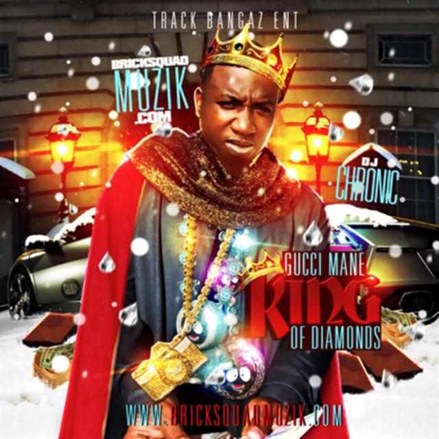 King of Diamonds Albumcover