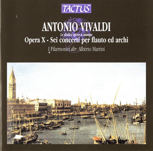 Flute Concerto in G Major, Op. 10, No. 6