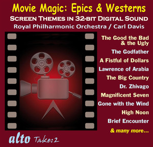 Royal Philharmonic Orchestra, Carl Davis The Alamo (The Green Leaves of Summer) cover