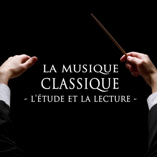 La Musique Classique Pour L'Étude Et La Lecture Albumcover