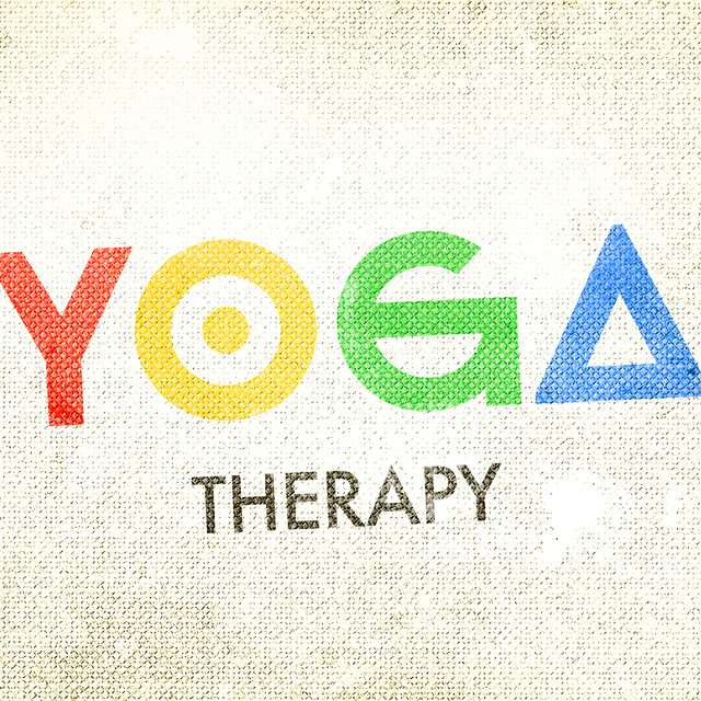 Yoga Therapy Albumcover