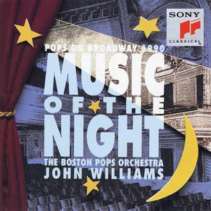 Music of the Night: Pops on Broadway 1990 album