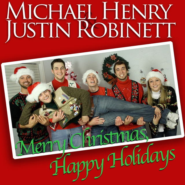 merry christmas happy holidays song