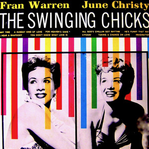 June Christy, Fran Warren Taking a Chance on Love cover