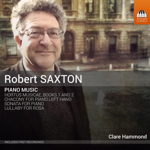 Saxton: Piano Works
