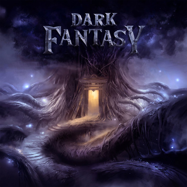 Album cover for Dark Fantasy by Gothic Storm