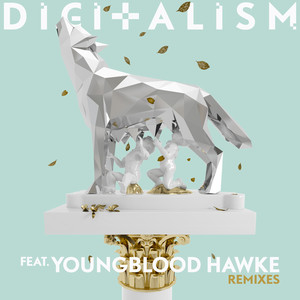 Copertina di Digitalism - Wolves - RAC Remix