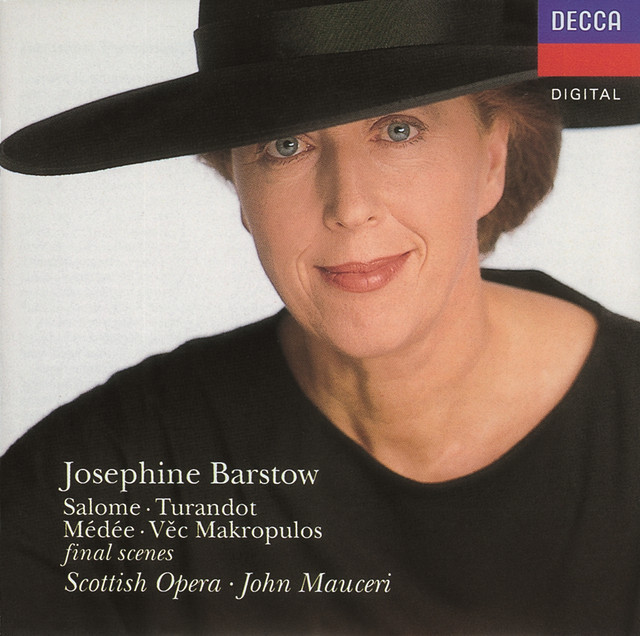 Josephine Barstow: Opera Finales