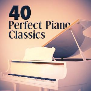 40 Perfect Piano Classics Albumcover