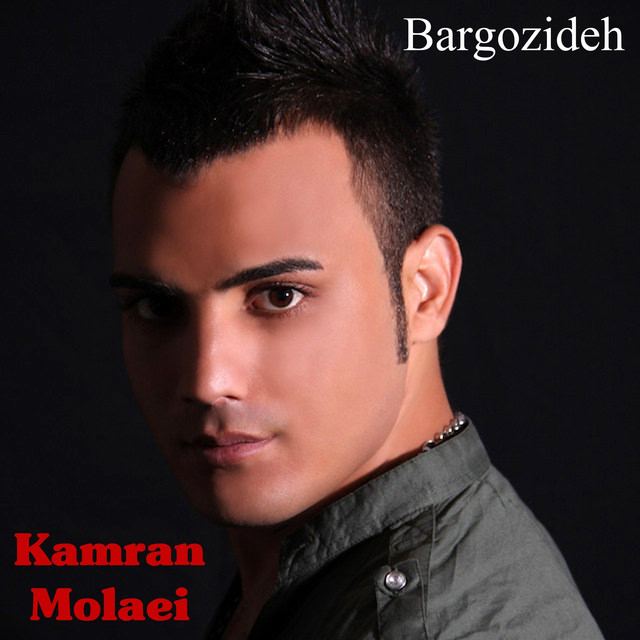 Album cover for Bargozideh by Kamran Molaei