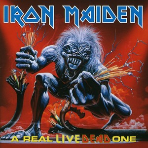 A Real Live Dead One Albumcover
