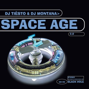 Space Age 2.0 Albumcover