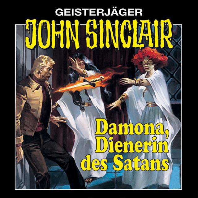 Folge 4: Damona, Dienerin des Satans (Remastered) Cover