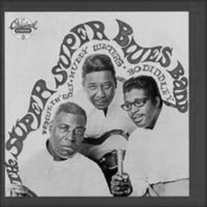 Howlin' Wolf, Muddy Waters, Bo Diddley Diddley Daddy cover