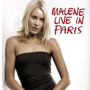 Malene Live in Paris album