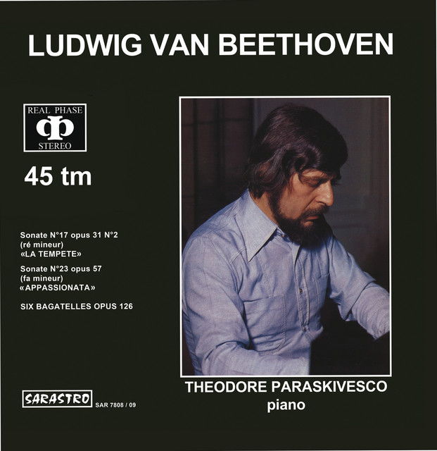 Beethoven: Sonate No. 17, Op. 31, No. 2,