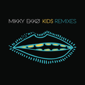 Kids Remix EP album