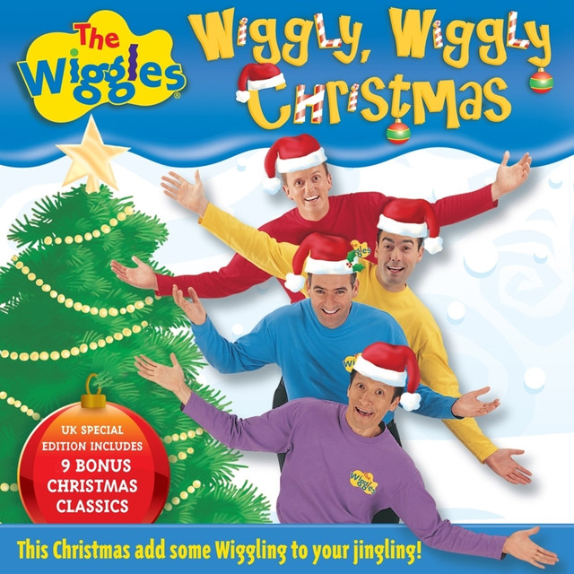 more by the wiggles