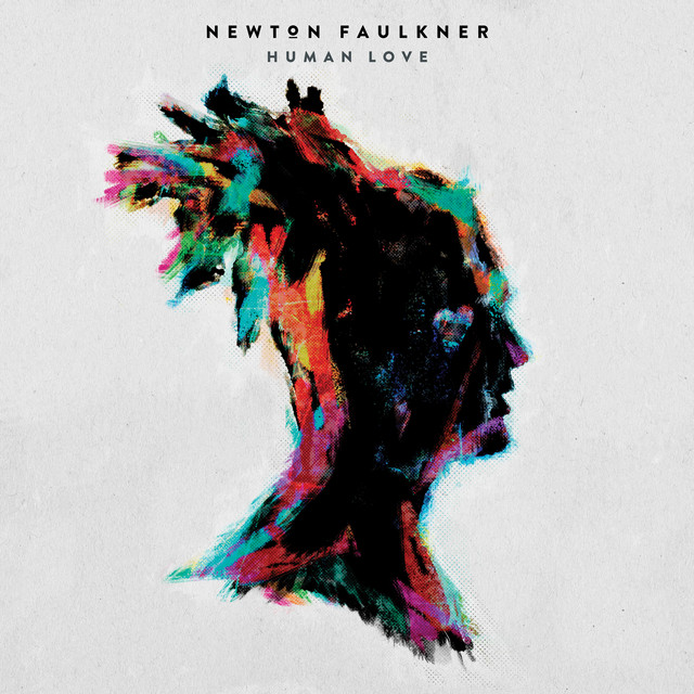 Album cover for Human Love by Newton Faulkner