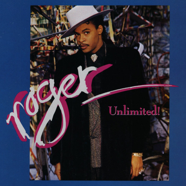 Roger Troutman Unlimited! album cover