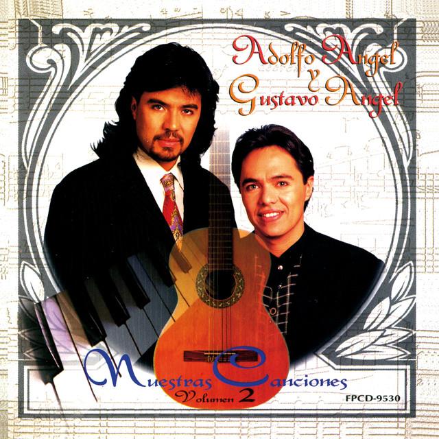 Nuestras Canciones, Vol. 2 Albumcover