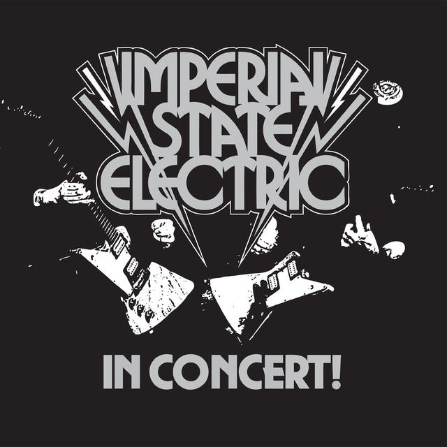 Skivomslag för Imperial State Electric: In Concert!