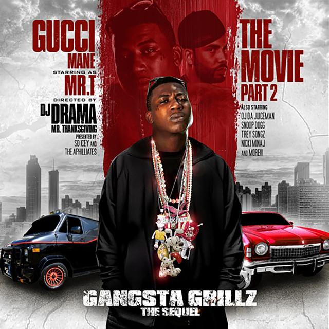 The Movie Gangsta Grillz Pt. 2 Albumcover