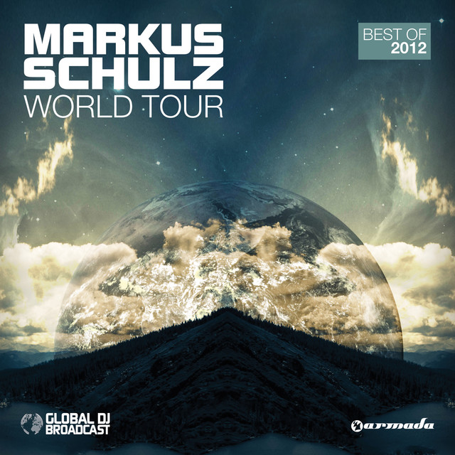 World Tour - Best Of 2012 Albumcover