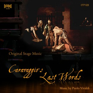 Caravaggio's Last Words Albumcover