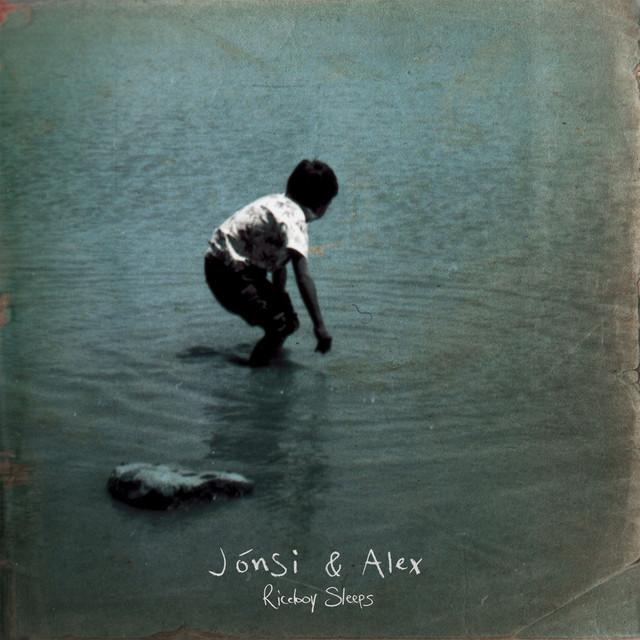 Skivomslag för Jónsi & Alex: Riceboy Sleeps