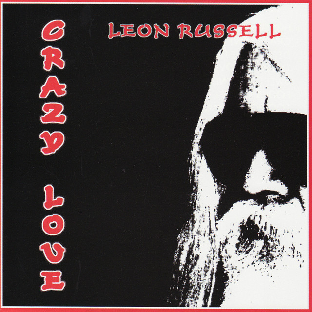 Leon Russell Crazy Love album cover