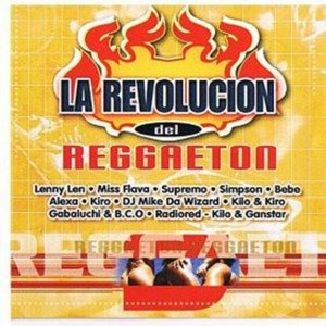 La Revolucion del Reggaeton Albumcover