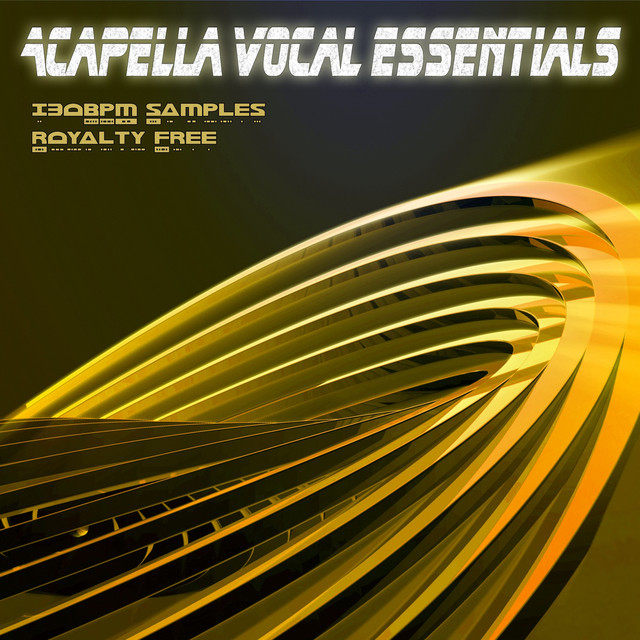 Acapella Vocal Essentials - Royalty Free 130BPM Samples by Various