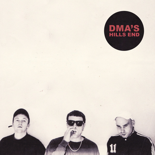 Album cover for Hills End by DMA'S