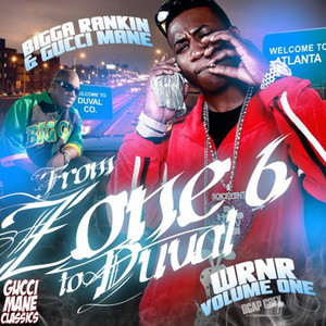 From Zone 6 to Duval Albumcover