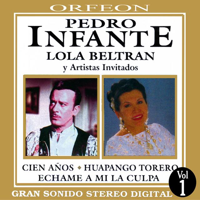 Pedro Infante y Lola Beltran