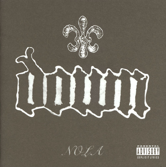 Down NOLA album cover
