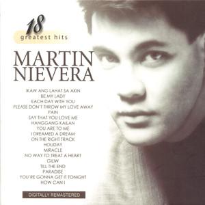 18 greatest hits martin nievera - Martin Nievera