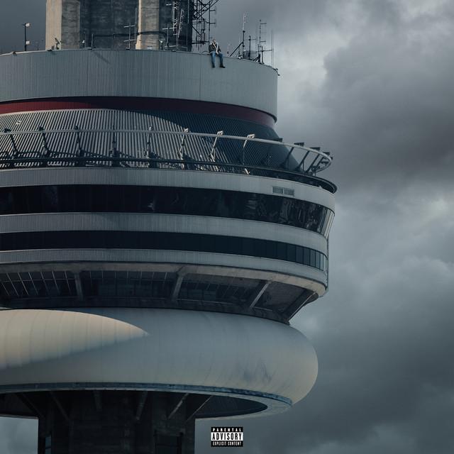 Skivomslag för Drake: Views