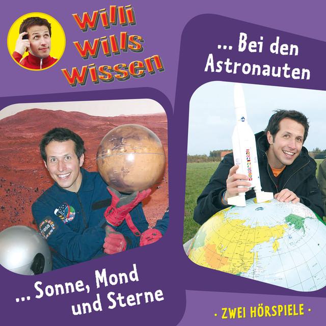 Folge 4: Sonne, Mond und Sterne  -  Bei den Astronauten Cover