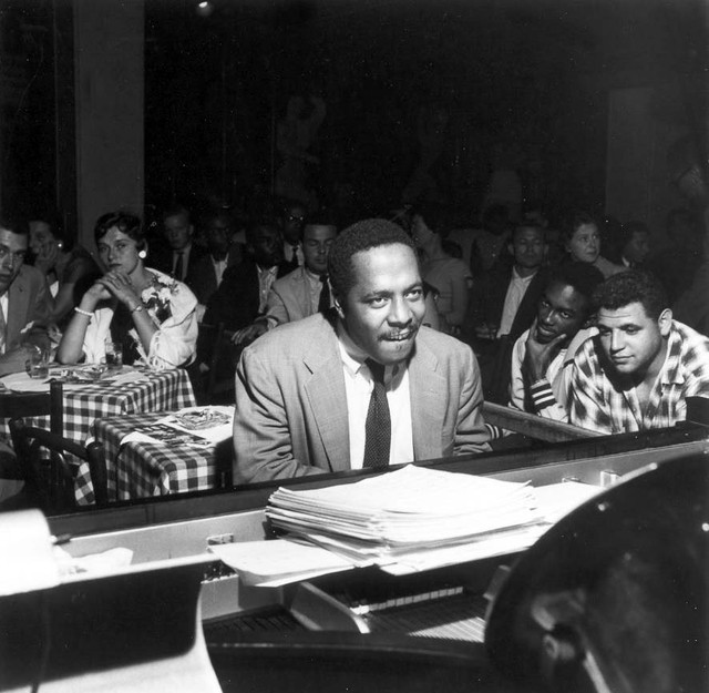 Bud Powell Lullaby of Birdland (alternate take) cover