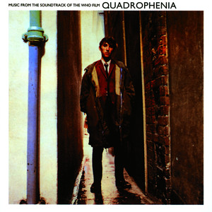 Quadrophenia (Original Motion Picture Soundtrack) Albumcover