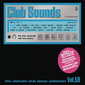 R.I.O., U-Jean Turn This Club Around cover
